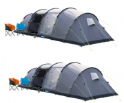 Kampa Watergate 6 Man Tent 2020 (Pack of 2 Tents)
